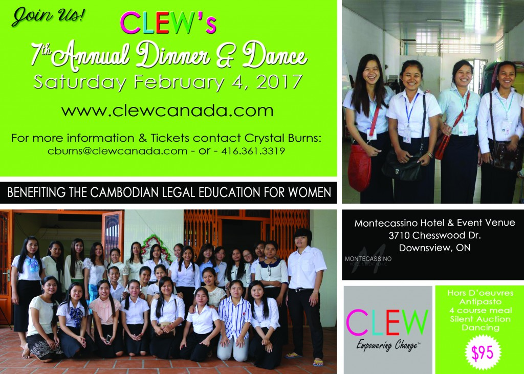 Clew 7th Dinner