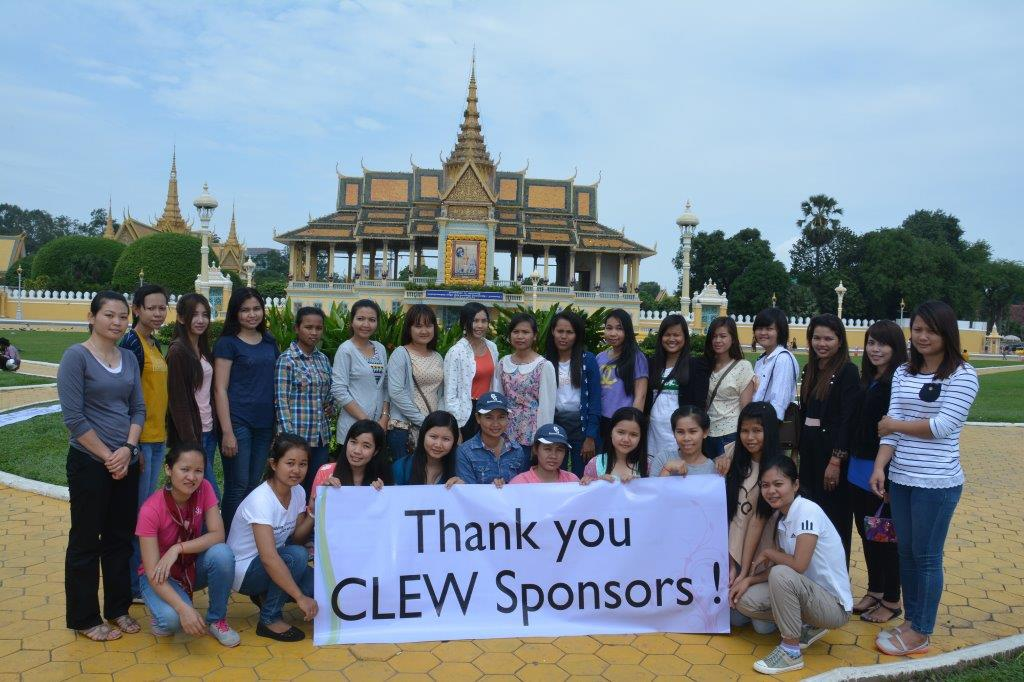 Thank You CLEW Sponsors!